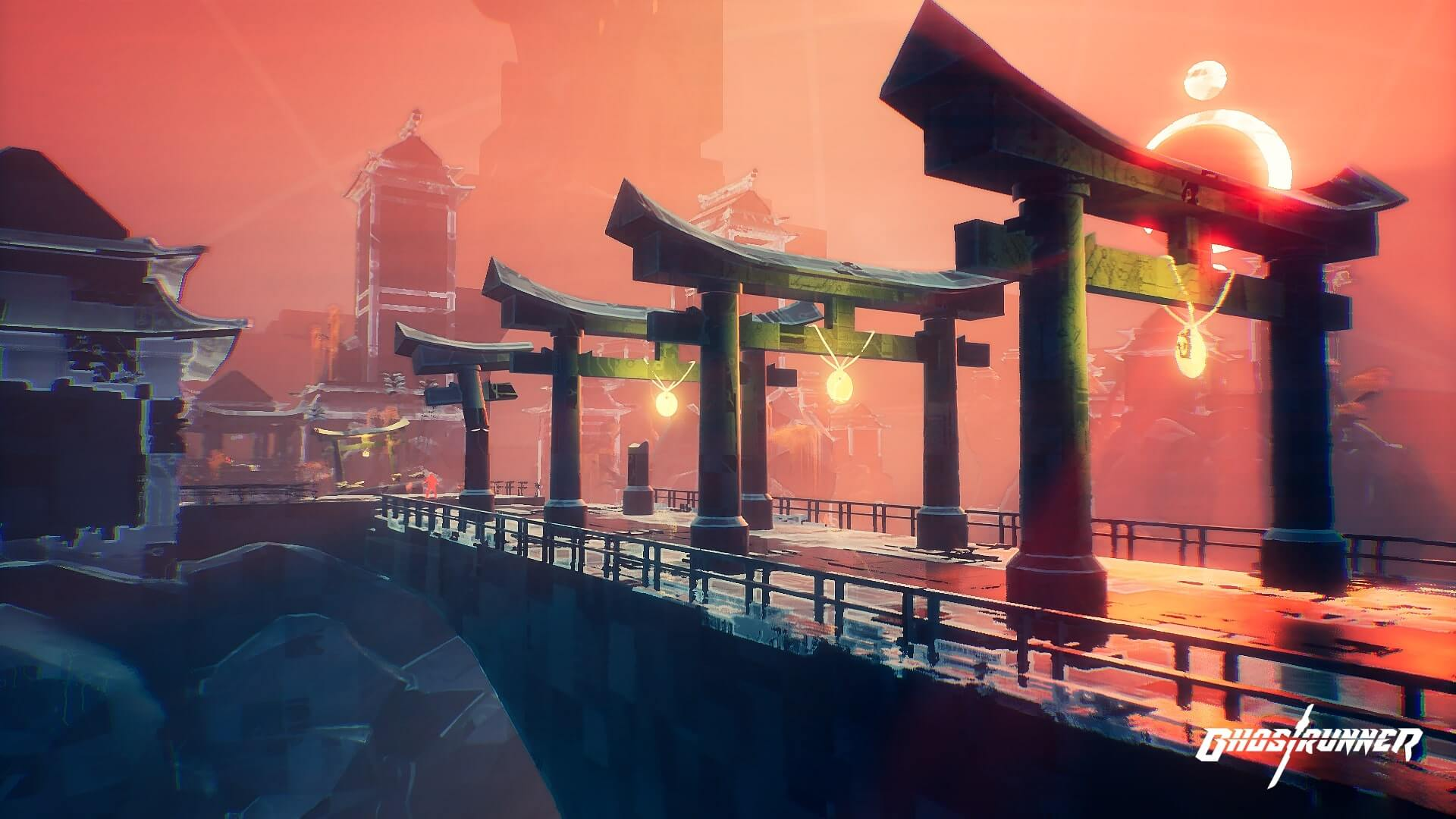 New Trailer For Ghostrunner Shows Off Its Cyberpunk World And Combat
