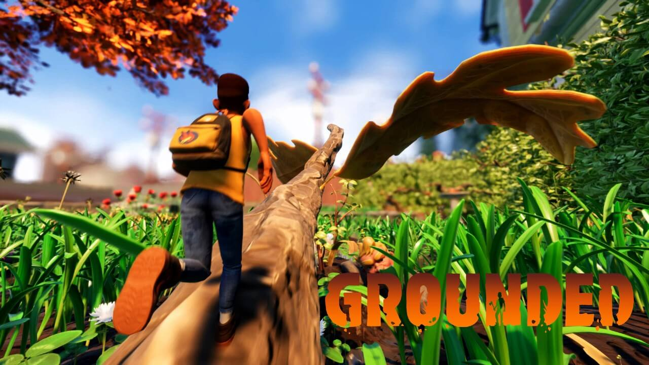 Grounded Preview - First Impressions