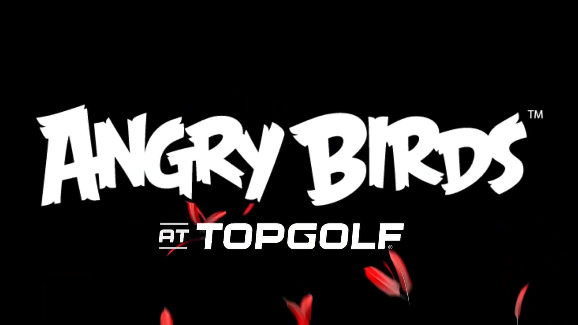 You Can Play Angry Birds At Topgolf Starting This Fall