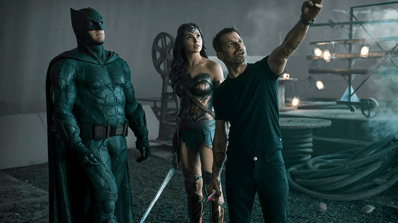 New Justice League: Zack Snyder Cut Teaser Drops