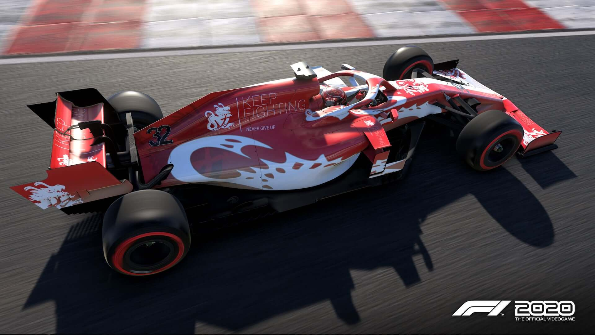 F1 2020 Releases Michael Schumacher DLC for Charity