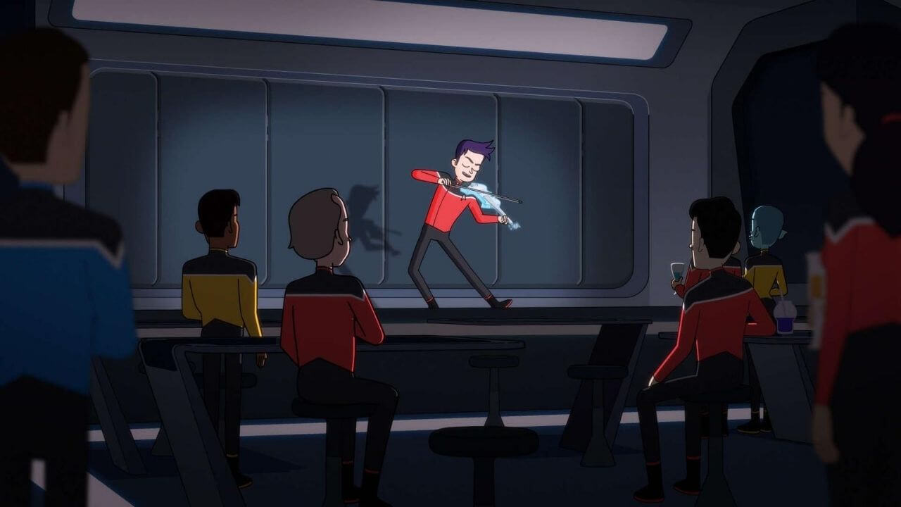 Lower Decks Episode 3- 'Temporal Edict': In a Episode Filled with Speeches, I Get It