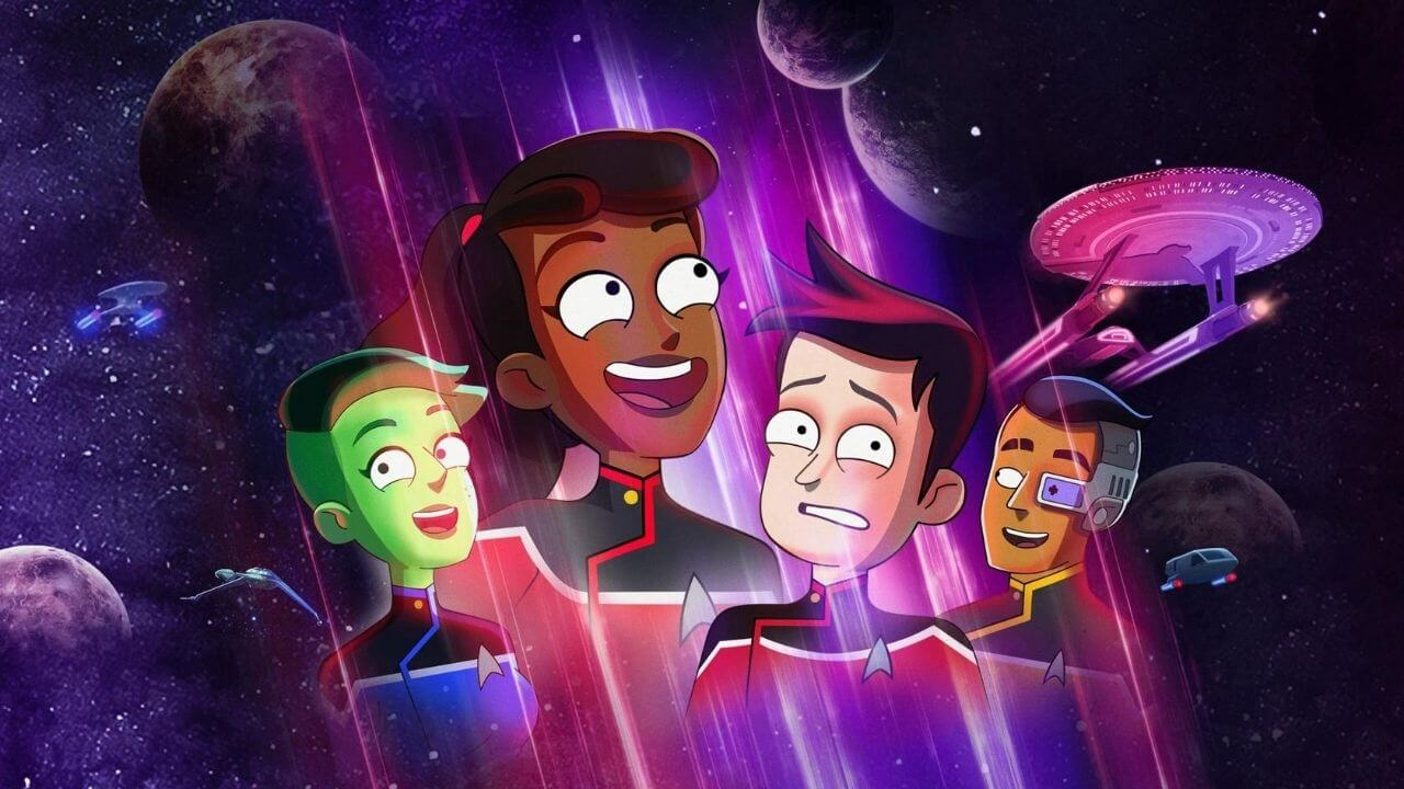 Lower Decks Episode 1 – 'Second Contact' Review: A Referential Middling Comedy With Potential
