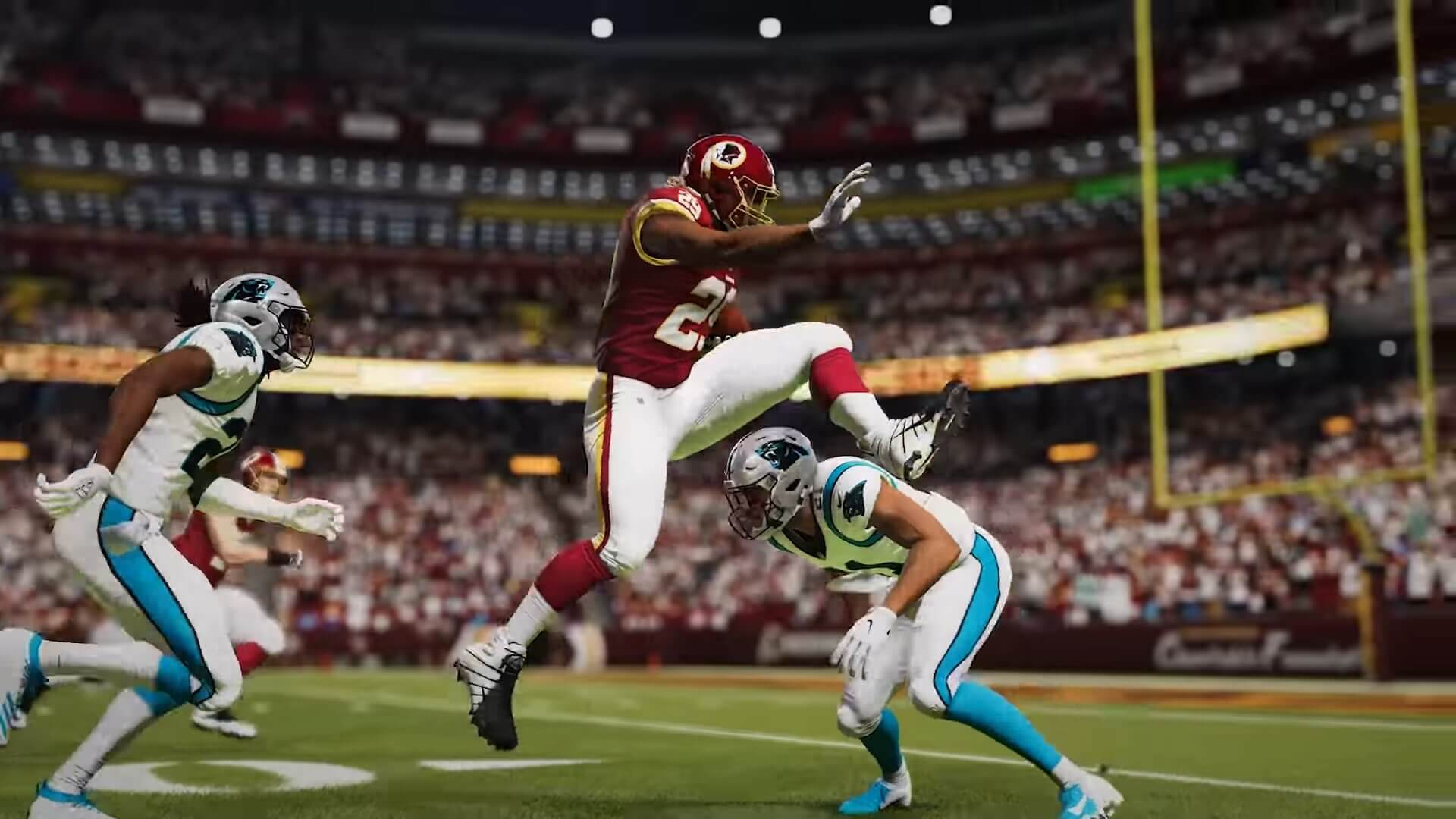 The Yard, A Backyard Football-Inspired Mode, Coming To Madden NFL 21