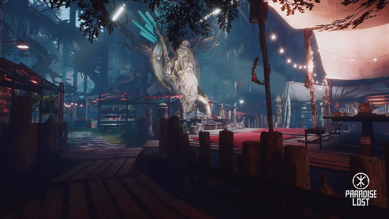 Paradise Lost Gets New Trailer At Gamescom