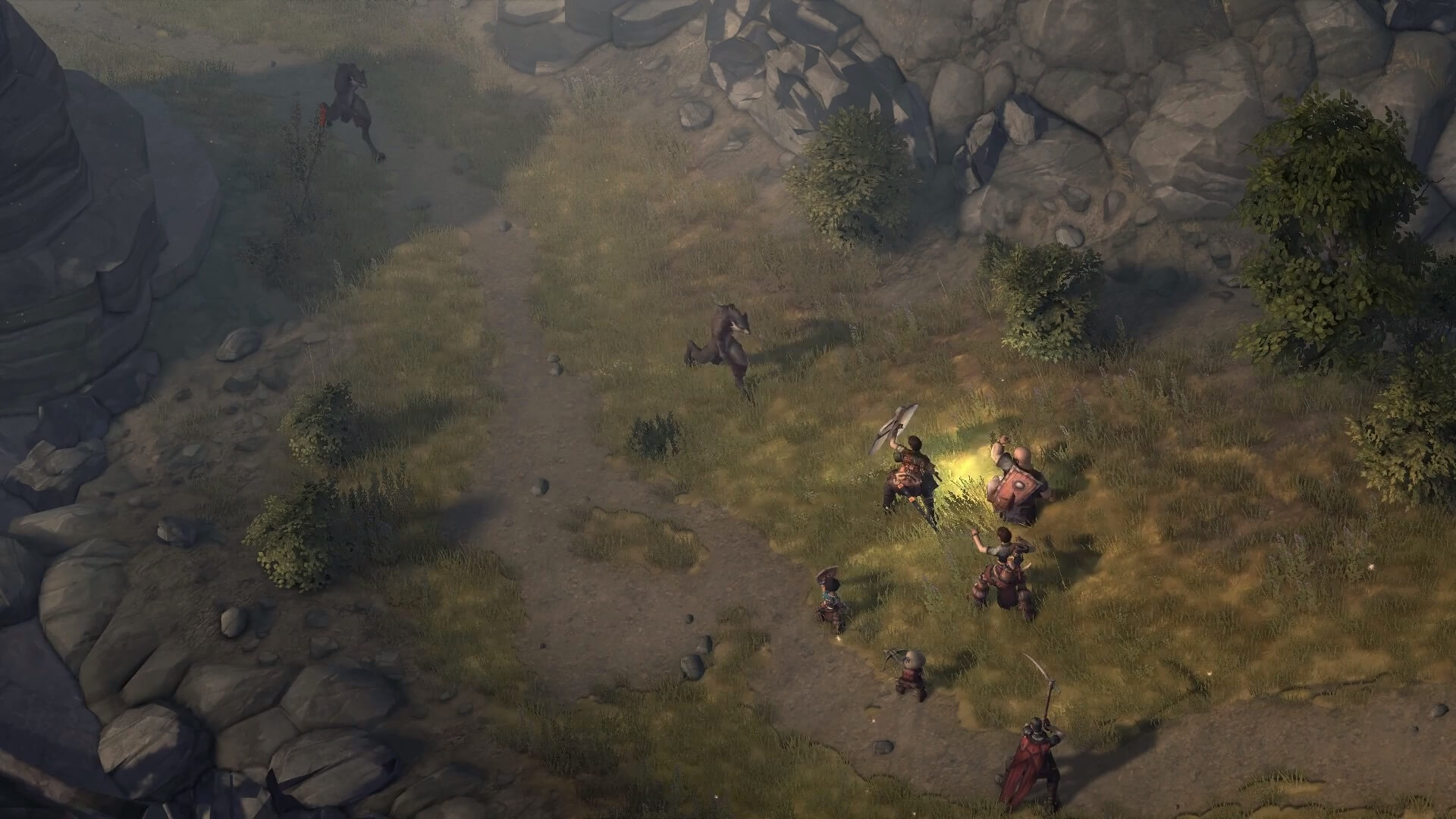 Pathfinder: Kingmaker Definitive Edition Review: Flawed Fun