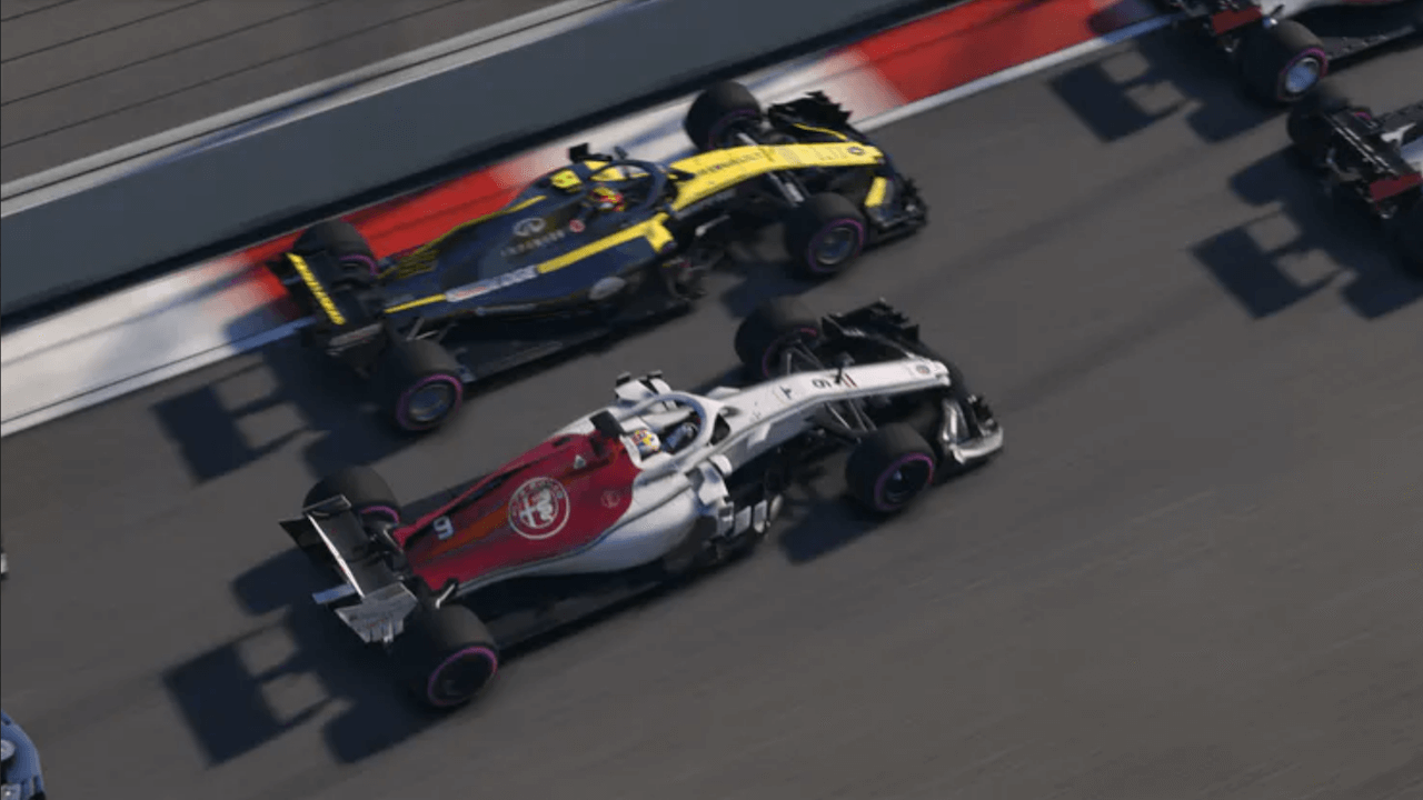 F1 2018 Free This Weekend on Humble Store