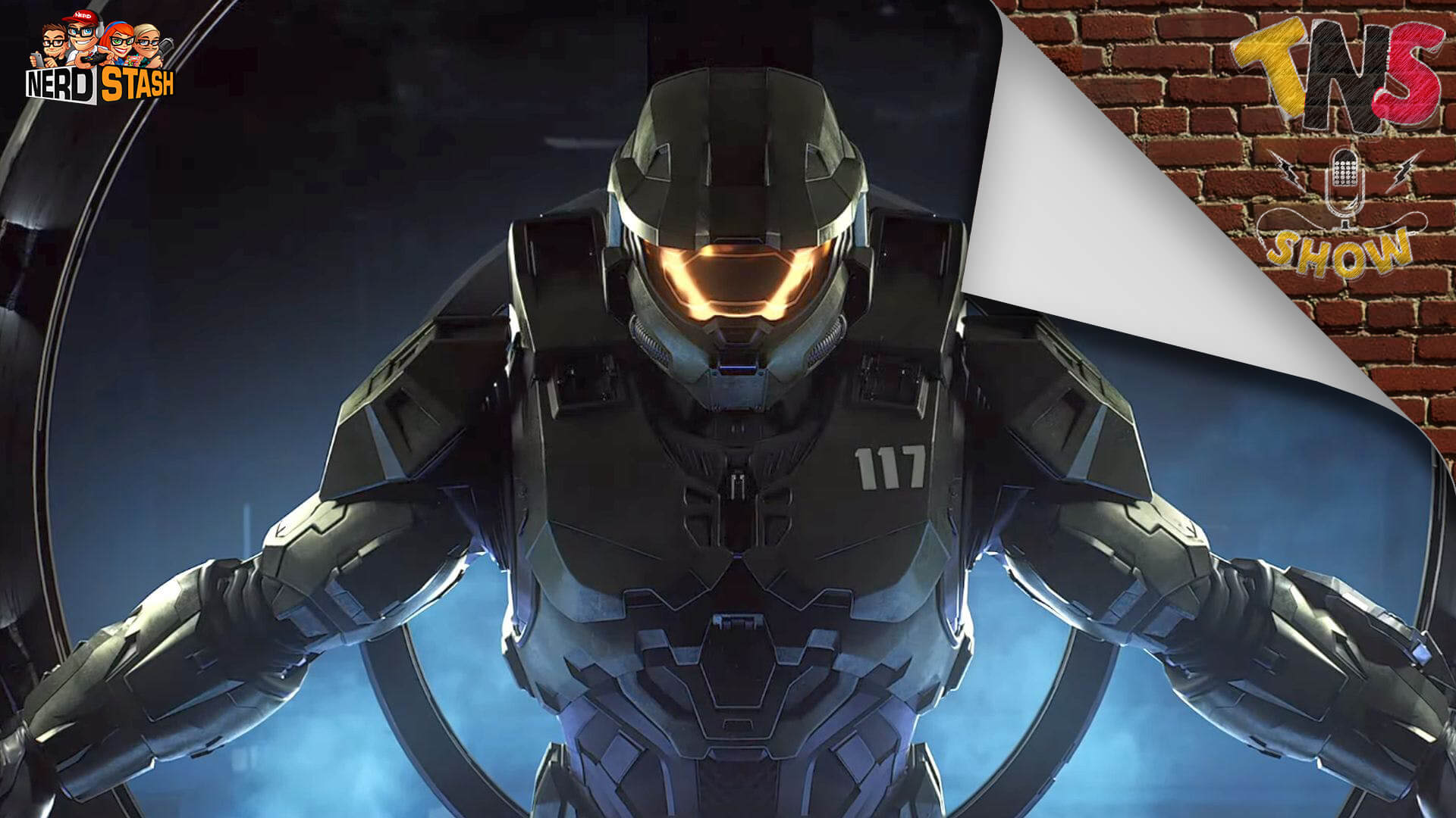 The Nerd Stash Show #26 - Xbox Series X To Launch Without Halo Infinite