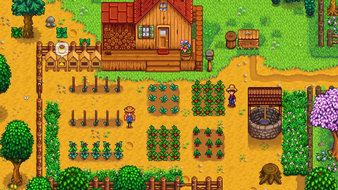 Stardew Valley Blueberry - How to get