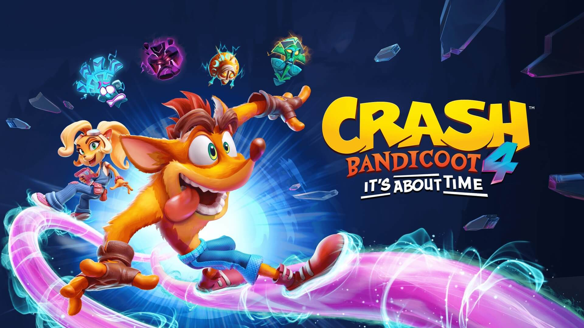 Crash Bandicoot 4: It's About Time - New Gameplay Revealed