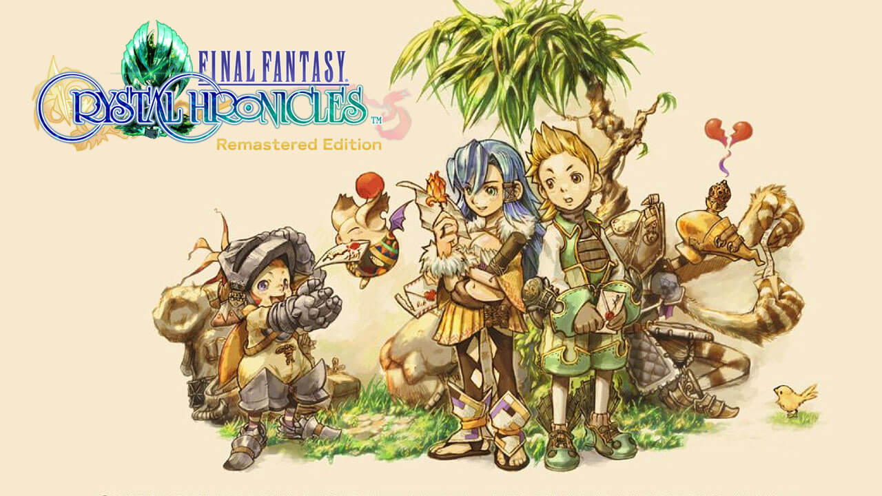 Final Fantasy Crystal Chronicles Remastered Developer Diary Releases