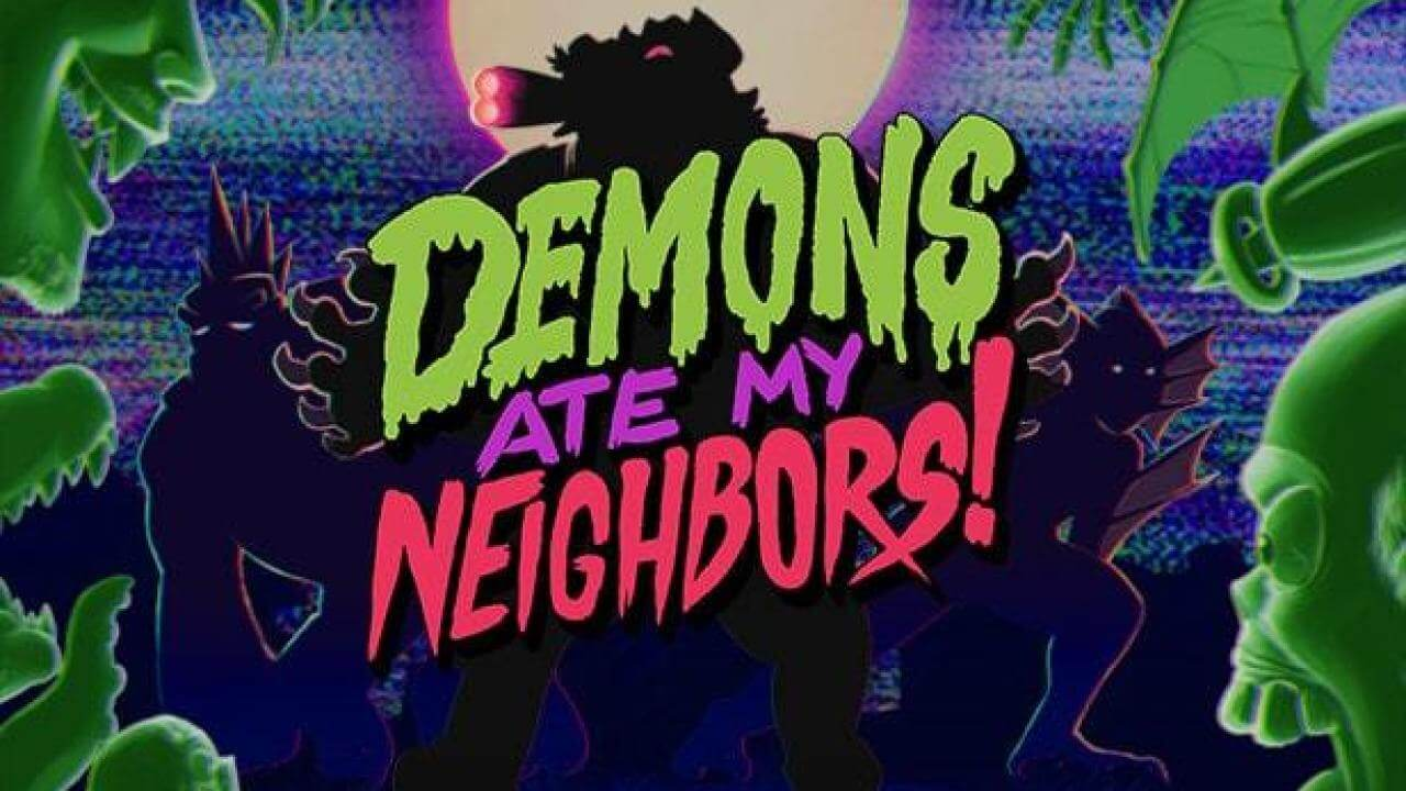 Demons Ate My Neighbors! Release Date Announced