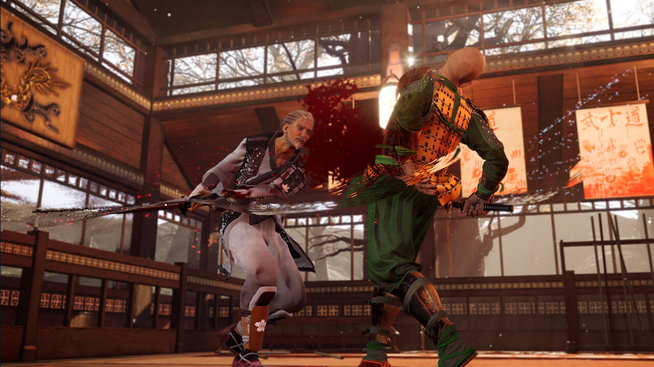 Die by the Blade, Bushido Blade Successor, Launches a Kickstarter This October