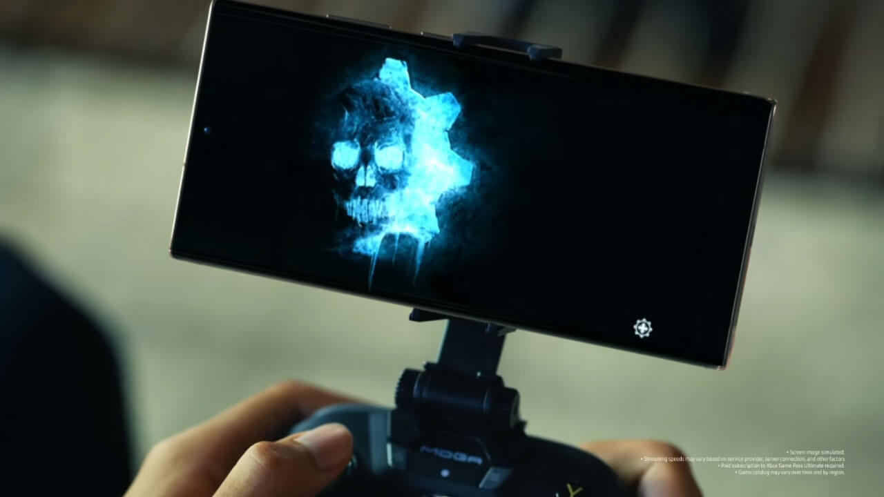 Samsung Galaxy Note 20 Offers Game Pass, xCloud-Optimized Controller Bundle