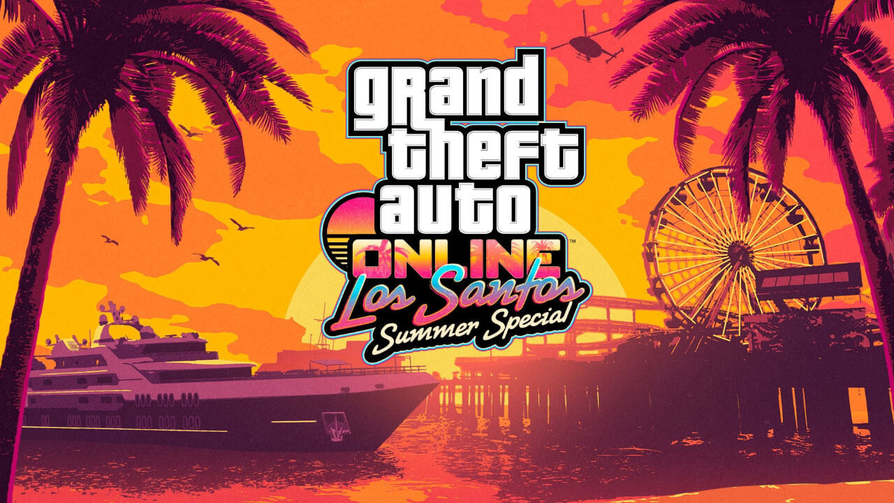 GTA Online: Los Santos Summer Special – All New Vehicles and Missions
