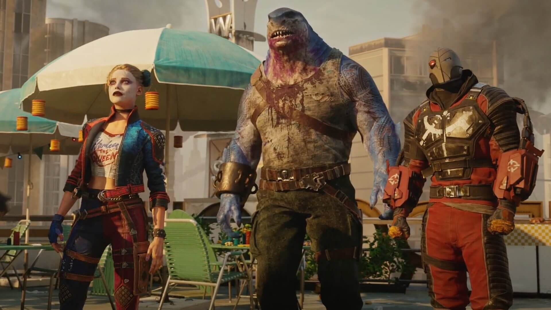 Suicide Squad: Kill the Justice League Releases in 2022