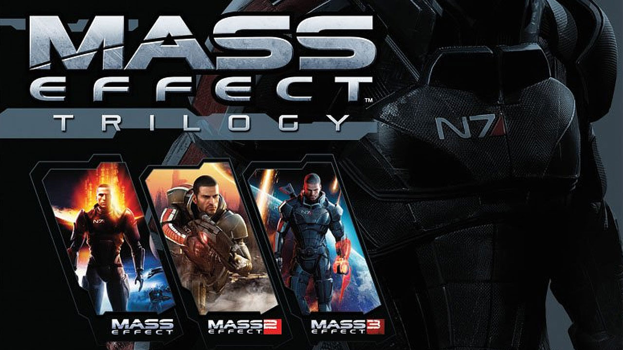 Mass Effect Remaster Available for Preorder in Select UK Stores