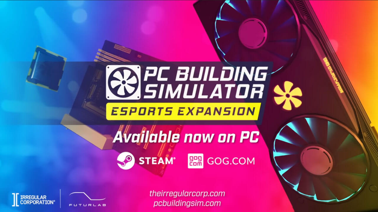 PC Building Simulator EsportsExpansion Turns You Into Multitasking Tech Support