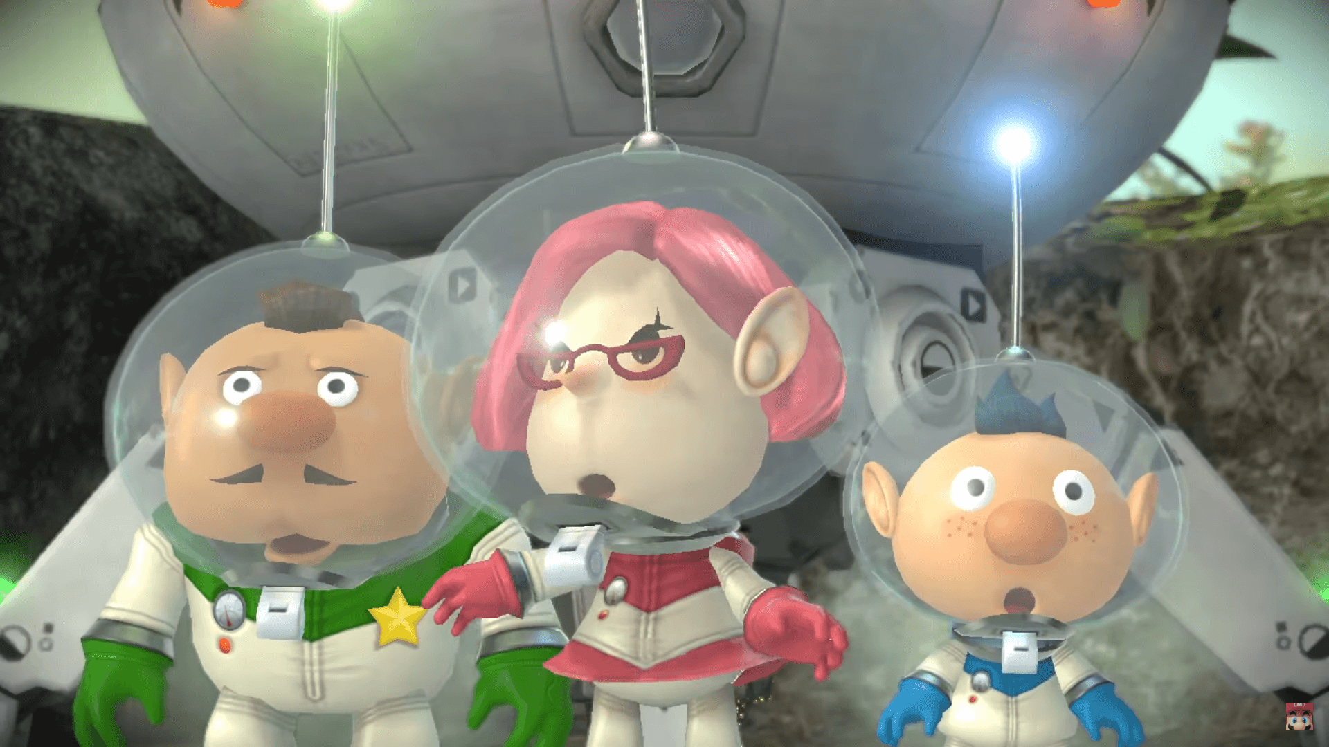 Pikmin 3 Deluxe Revealed Including all DLC and New Content