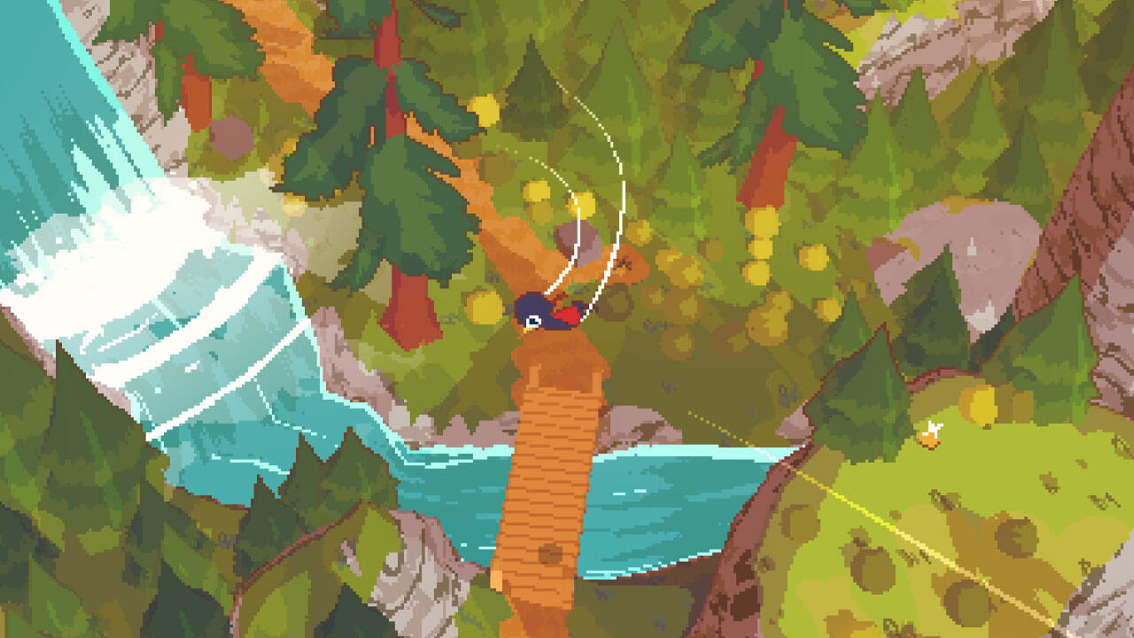 A Short Hike, A Comfy Retro 3D Adventure, Releases Today on Switch