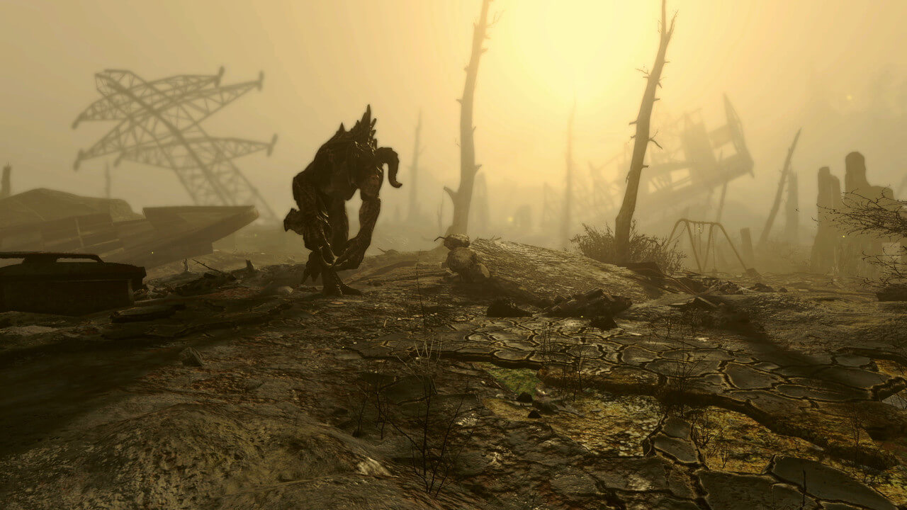 The Best Locations To Find Deathclaws in Fallout 76