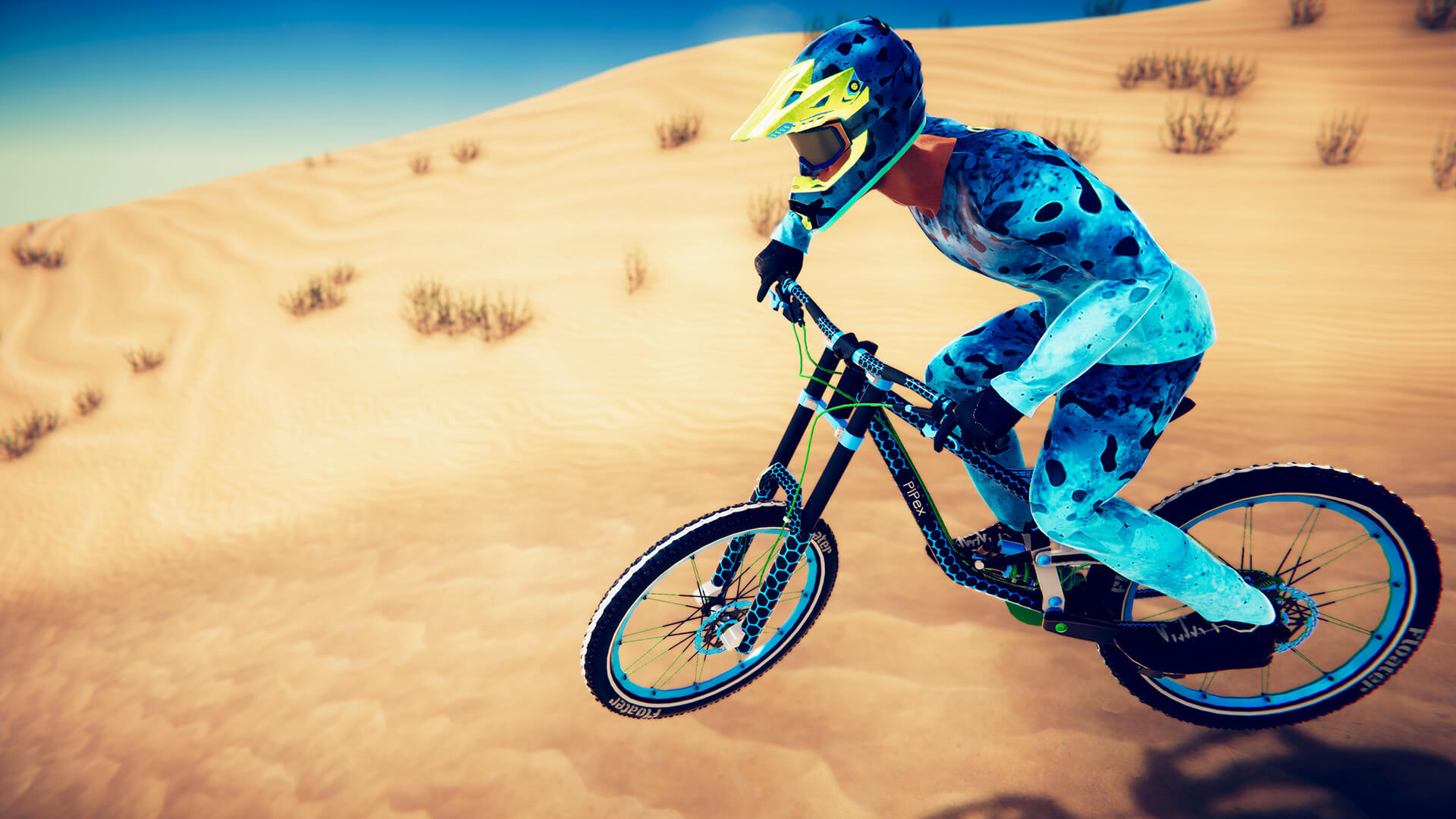 Descenders Releases on PS4 Today