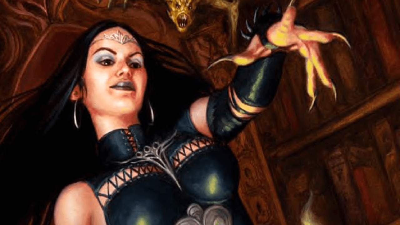 Is New Dungeons & Dragons Book the Demonomicon of Iggwilv?