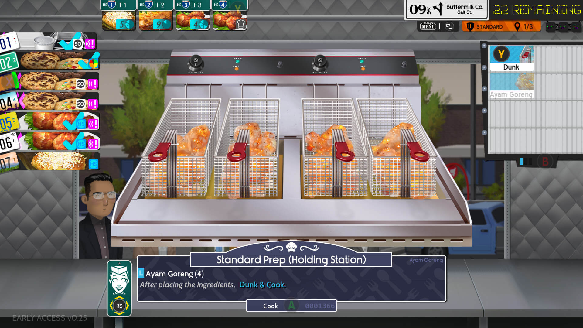 Cook, Serve, Delicious! 3?! Exits Early Access Next Month