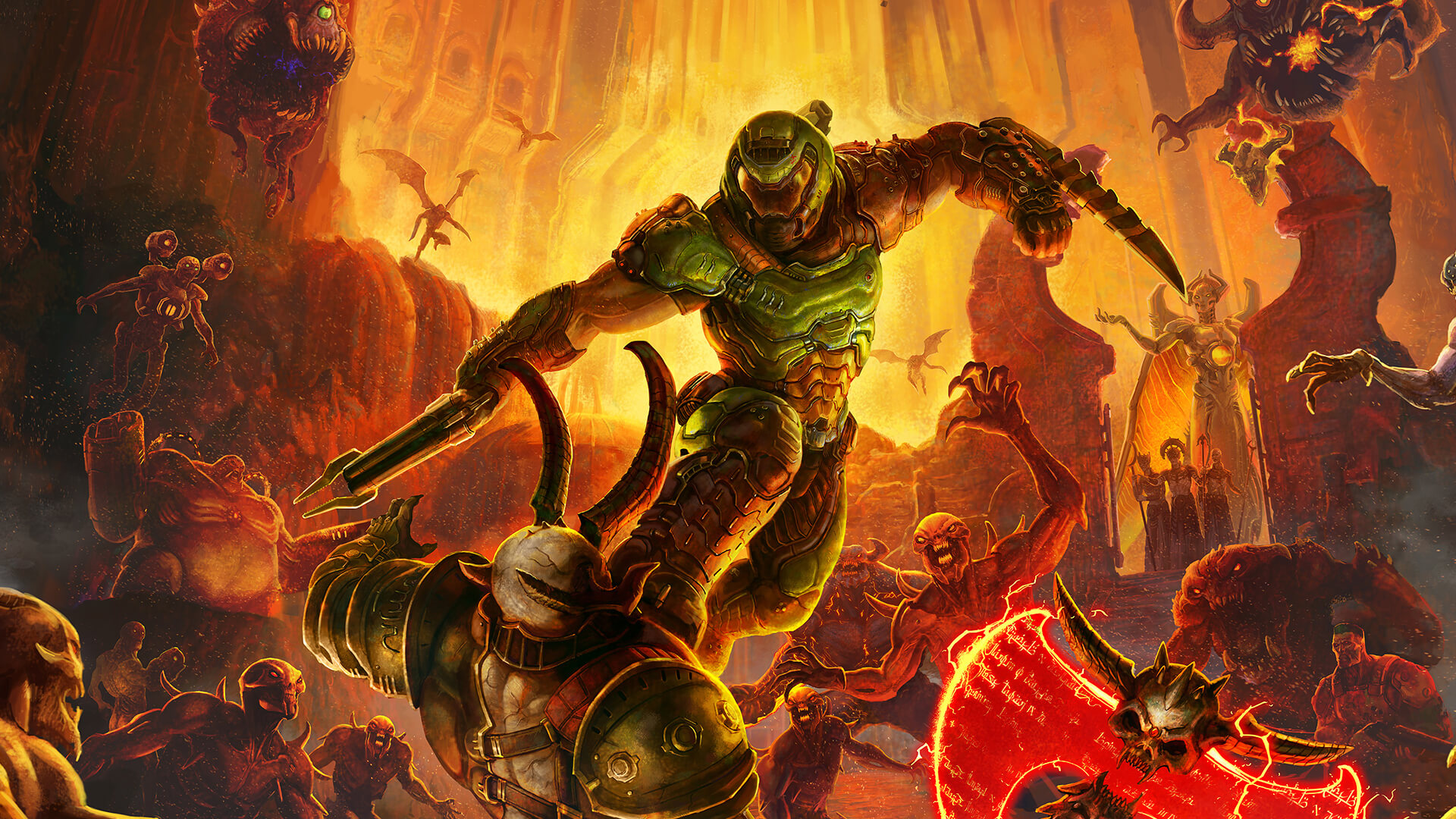 DOOM Eternal Comes to Xbox Game Pass on October 1