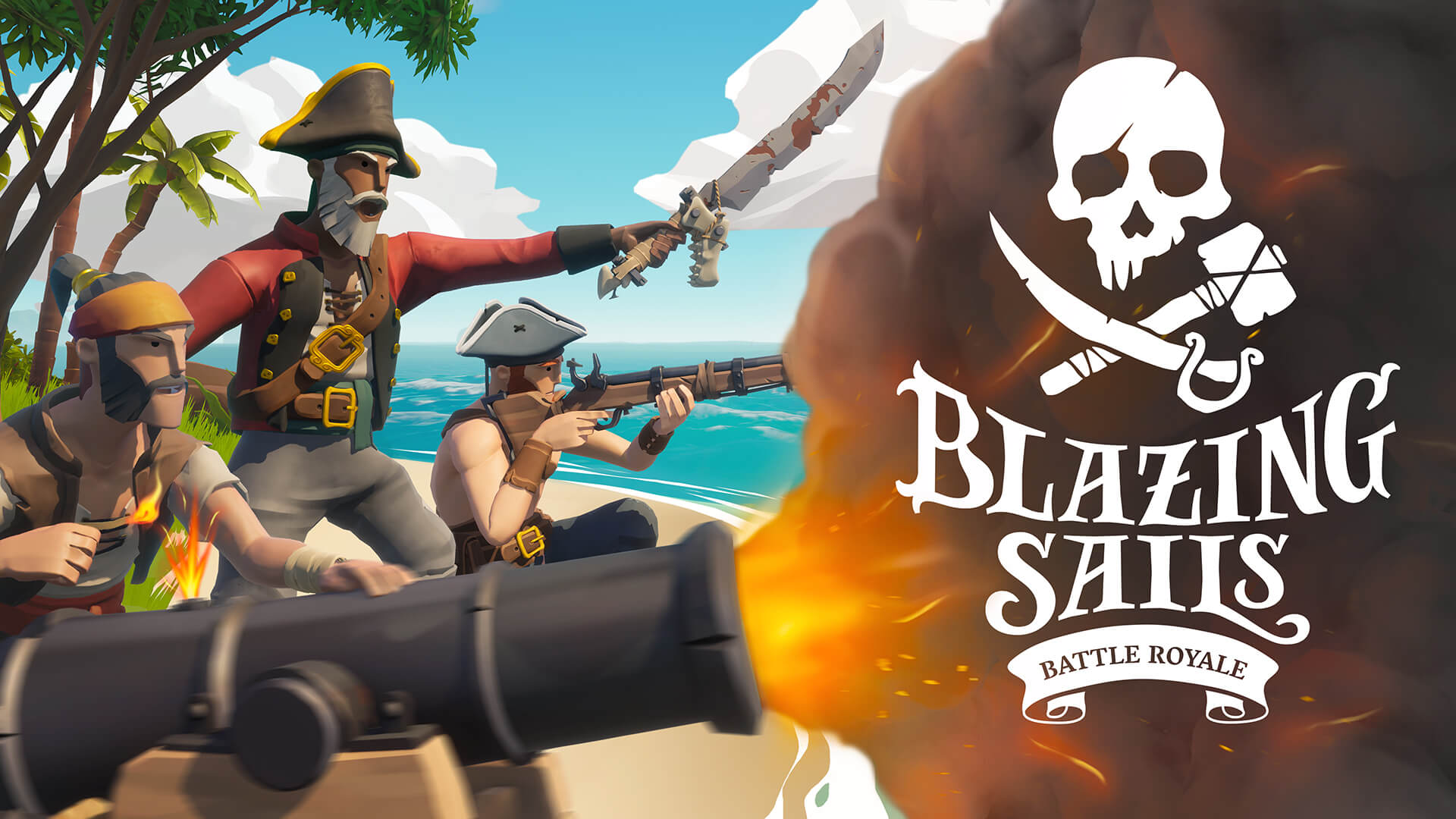 Blazing Sails Releases in Steam Early Access