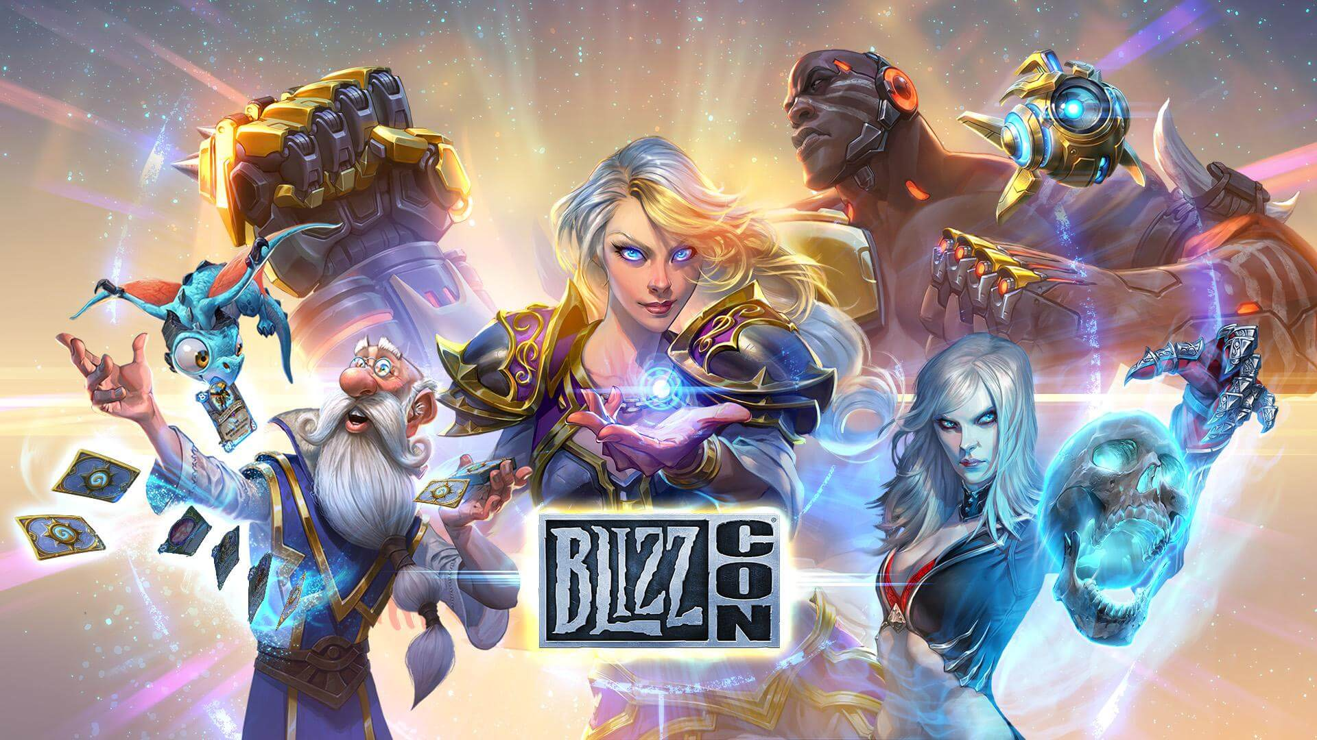 BlizzCon Takes Place Digitally in February
