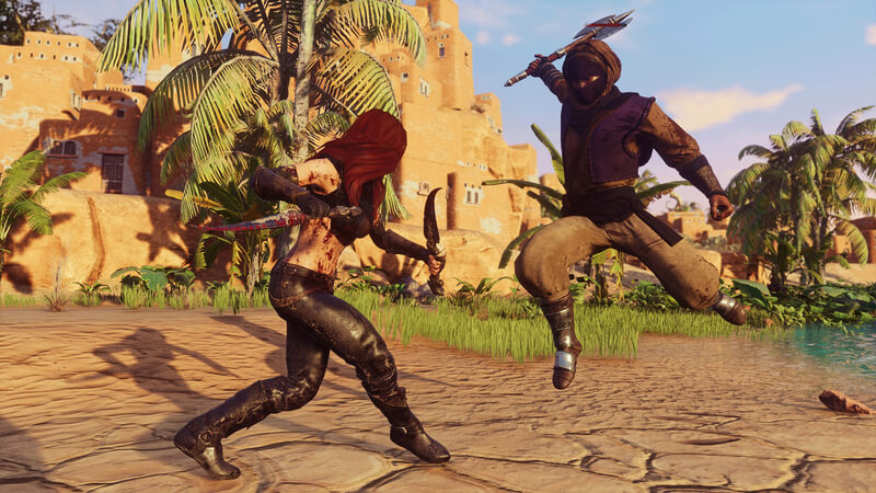 Conan Exiles Thick Leather