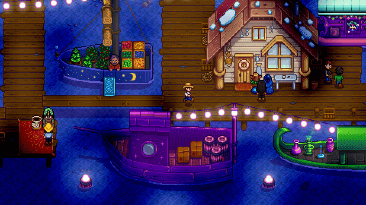 Stardew Valley Guide - How to Catch a Lingcod