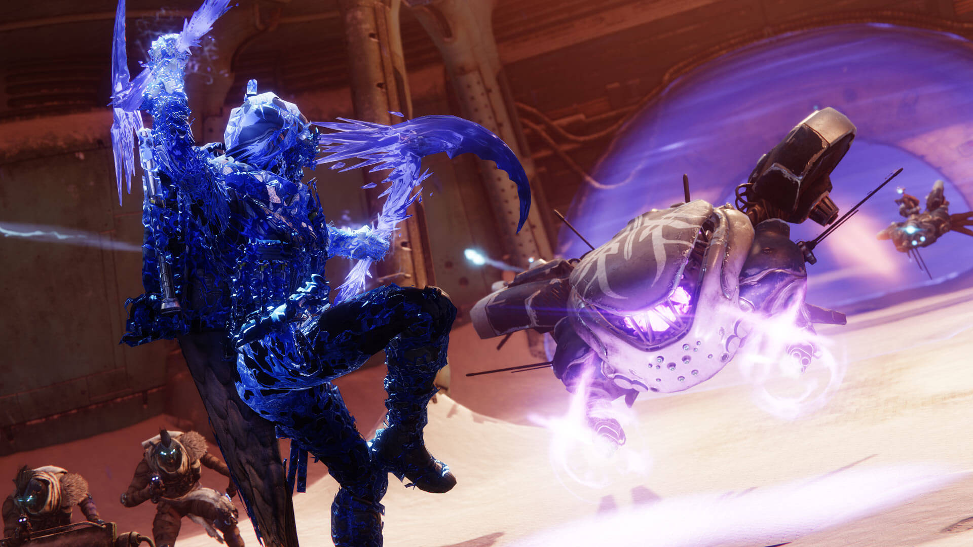 Bungie Reveals Details On New Hunter Powers