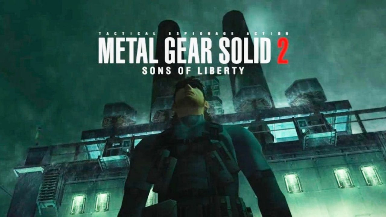 Metal Gear Solid Re-Release: Is It in the Works?