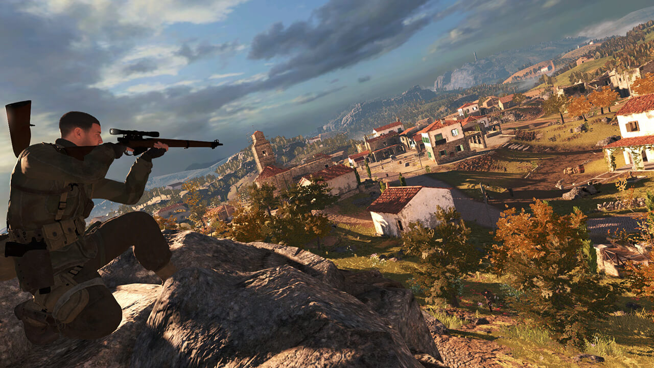 Sniper Elite 4 Coming To Nintendo Switch This Year