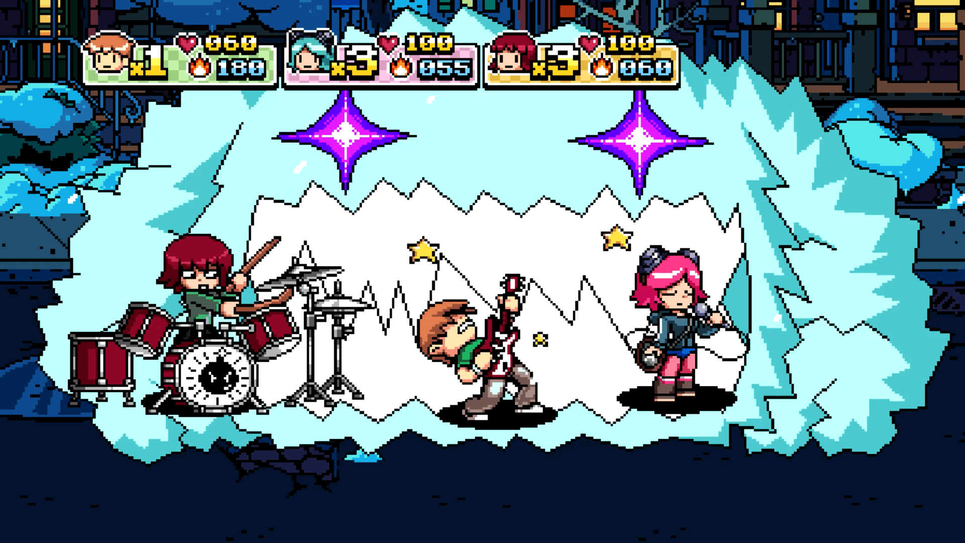 Scott Pilgrim vs. The World: The Game Returns with a Complete Edition