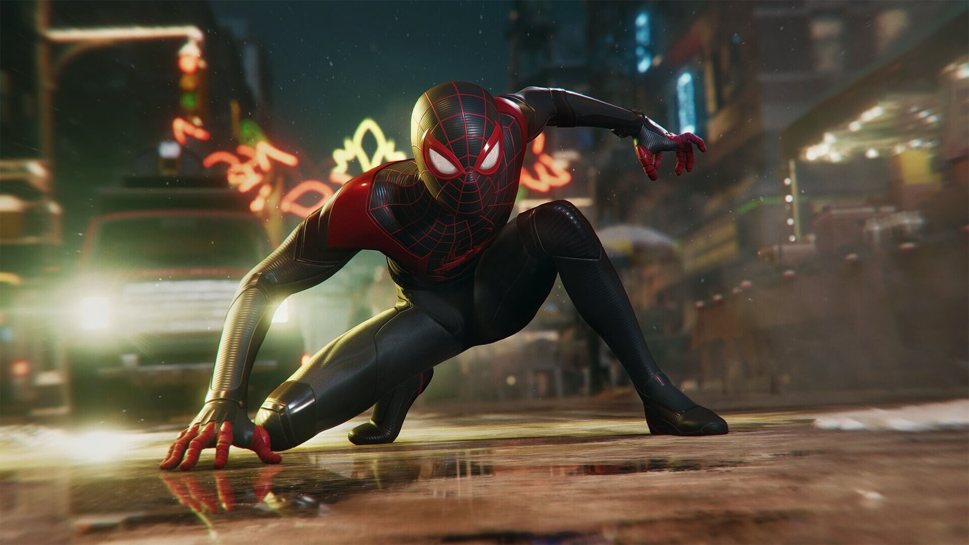 Spider-Man: Miles Morales Gets New Gameplay Trailer
