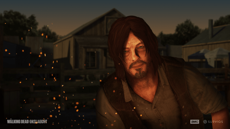 The Walking Dead Onslaught Norman Reedus