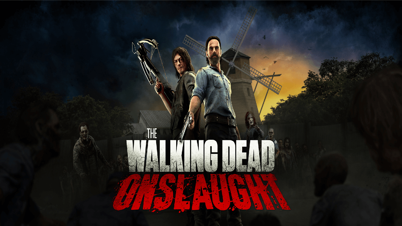 The Walking Dead Onslaught VR Adventure Available Now