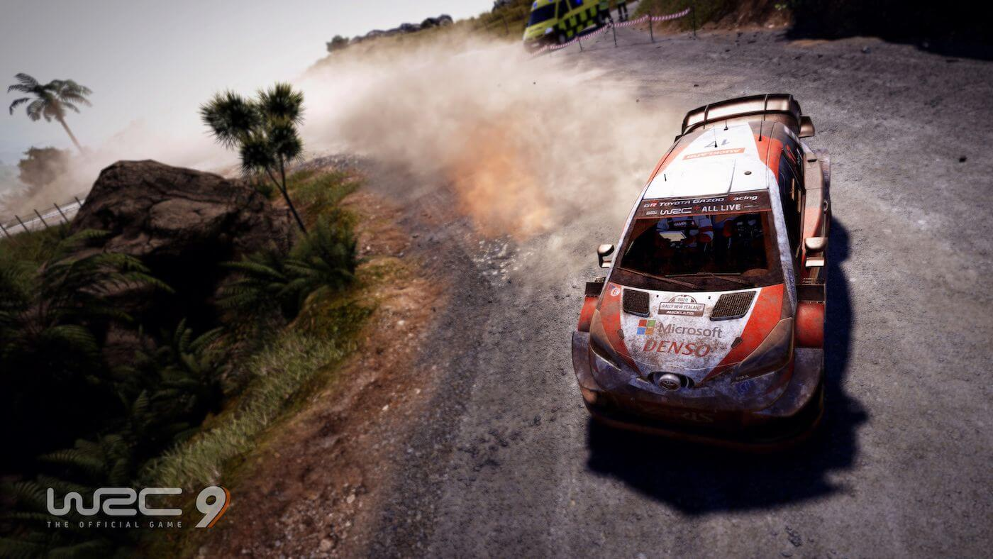 WRC 9 Xbox One Review - Slow Ride. Take It Easy