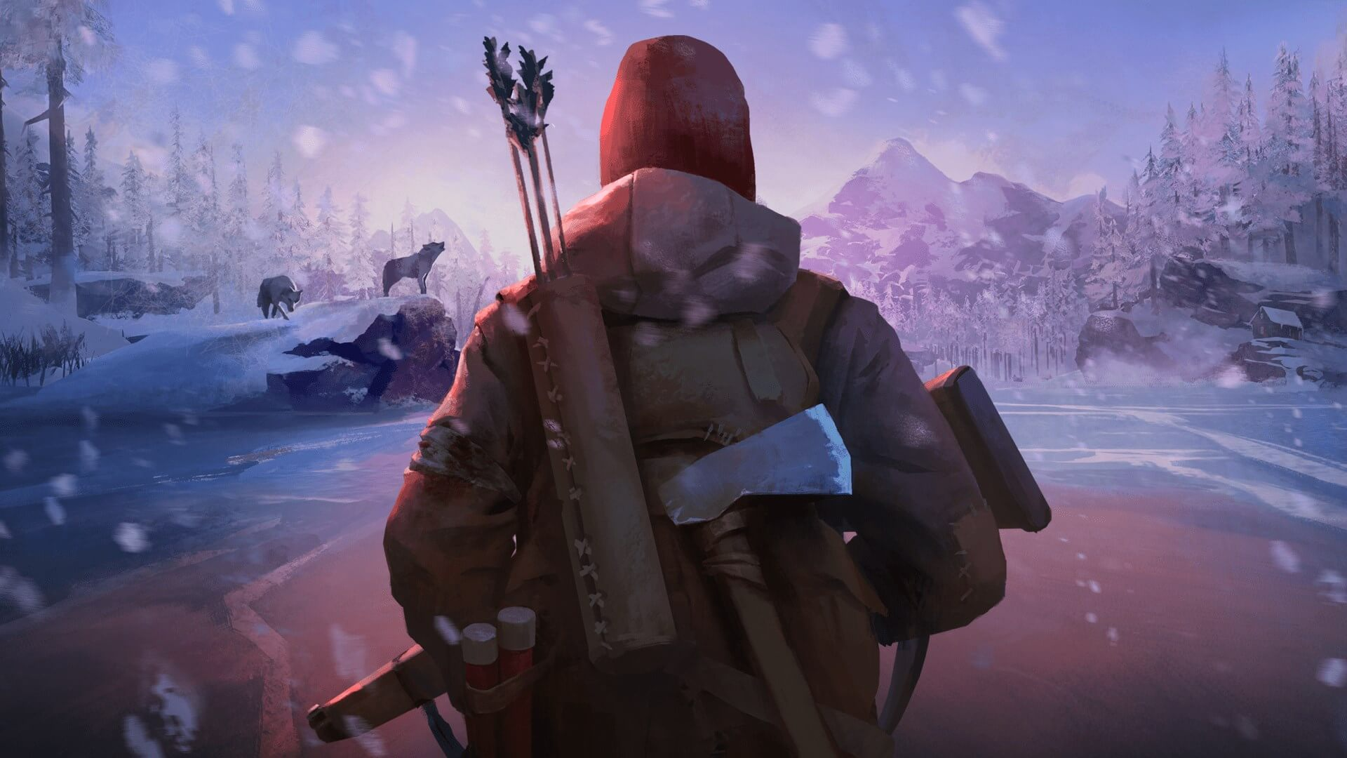 The Long Dark is Now Available on Nintendo Switch