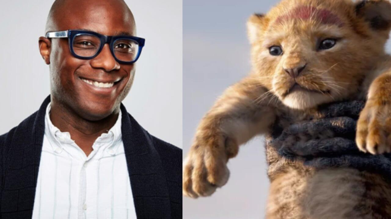 The Lion King 2 Set With Moonlight Director Barry Jenkins