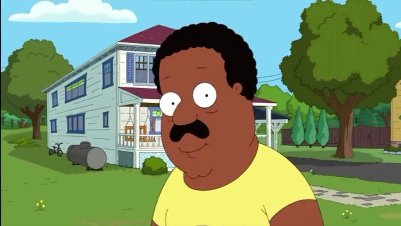 Family Guy's Cleveland Finds New Actor