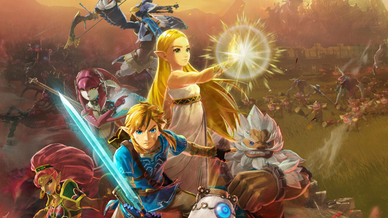 Hyrule Warriors: Age of Calamity is The BOTW Prequel You've Been Waiting For