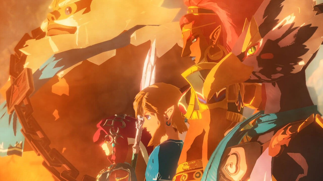 Nintendo Still Don't Have Any News for Breath of the Wild 2