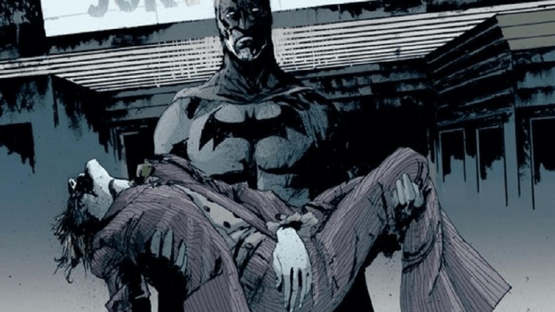 Joker's Death Teased For Batman/Catwoman Comics