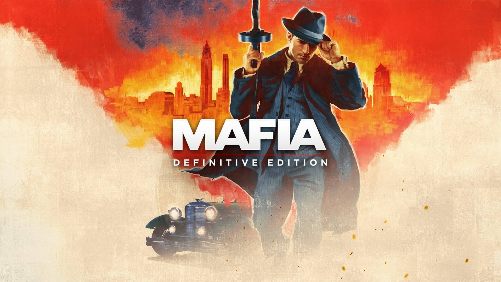 Mafia: Definitive Edition is Now Available