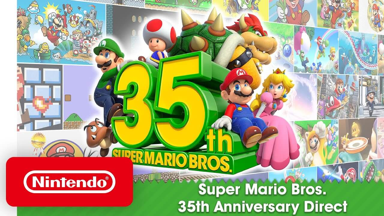 Super Mario Bros. 35th Anniversary Direct: What Did We See?