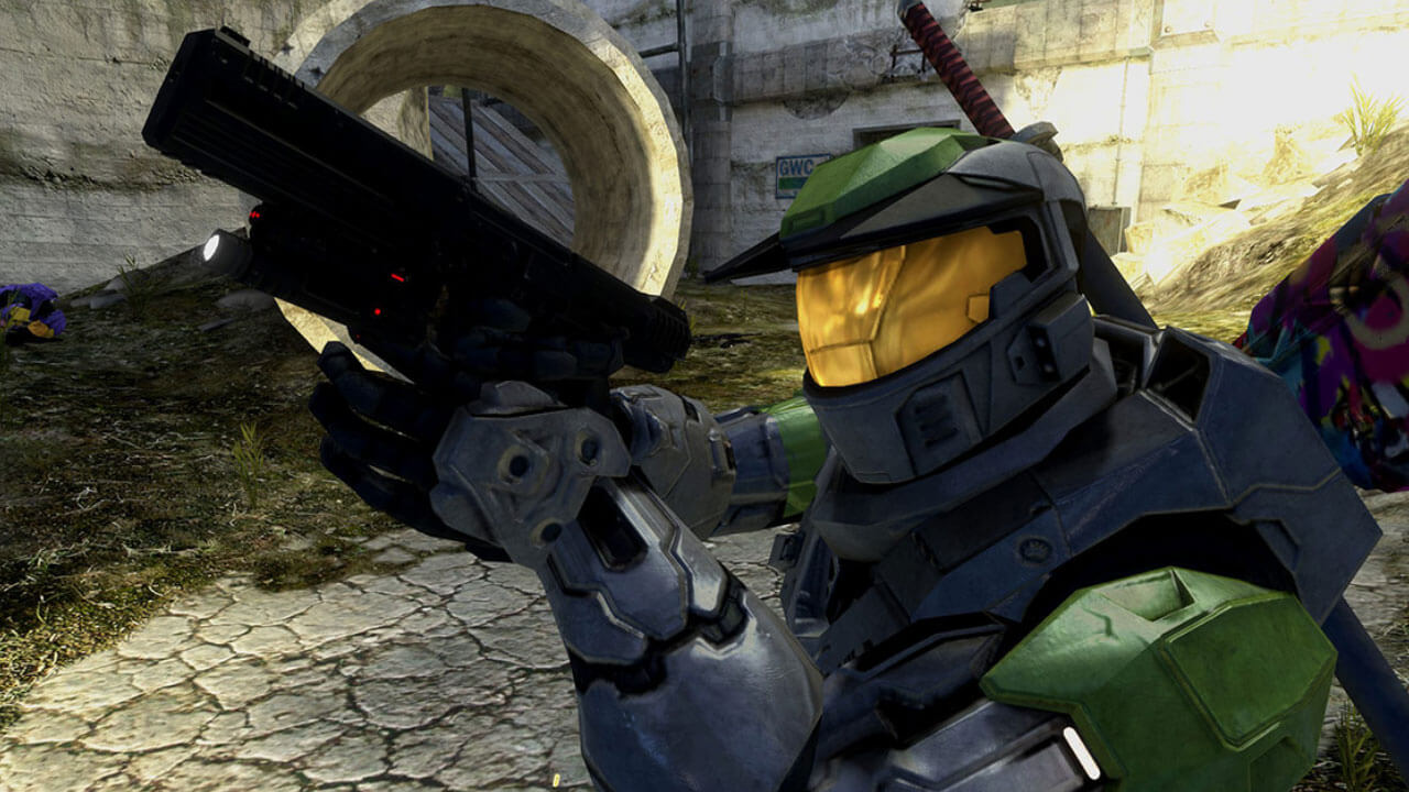 Master Chief Collection: Custom Game Browser Detailed